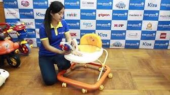 Đánh giá xe tập đi cho bé Farlin BF876A - KidsPlaza.vn