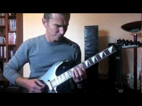 Daft Punk aerodynamic guitar cover.m4v