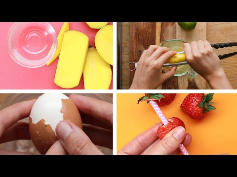 Download Youtube: 11 Useful Food Hacks