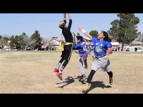 FULL GAME Flag Football Eastside Panthers vs Northeast Bulldogs