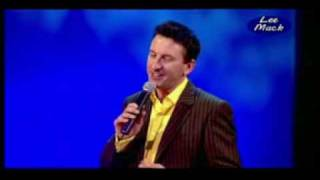 Lee Mack ~ Riverdance ~ Comedy ~ Irish Dancing