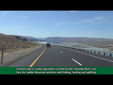 2K14 (EP 36) Interstate 90 Crossing the Columbia River in Washington