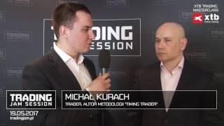 Rozmowa z Michałem Kurachem, Konferencja XTB Trading Masterclass