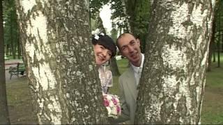 Свадебная прогулка Ивана и Юлии в Молодечно