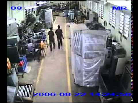 Factory accident 1 FATALITY