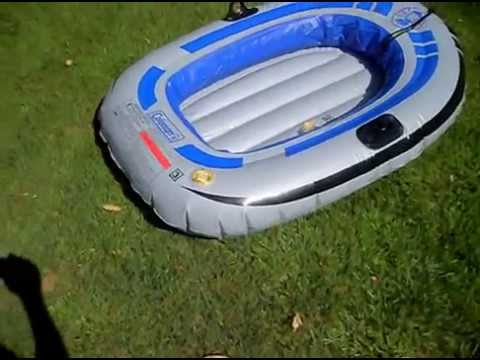 Coleman 3 Person Inflatable Boat