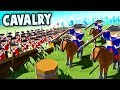 EPIC CAVALRY CHARGE!  New Update and Steam Release! (Rise of Liberty New Update Gameplay)