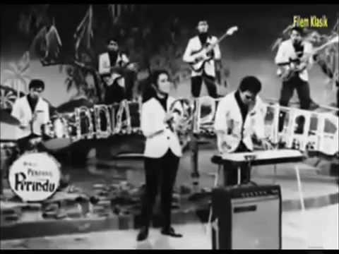 KASIH TAK SUDAH (A.Ramlie & The Rythmn Boys) Karaoke: Vocal Cover By  WARDI AHMAD