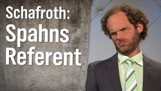Maxi Schafroth, der persönliche Referent von Jens Spahn