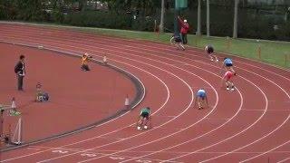 聖言中學田徑隊 南華學界2015 男乙4X100米接力 亞軍