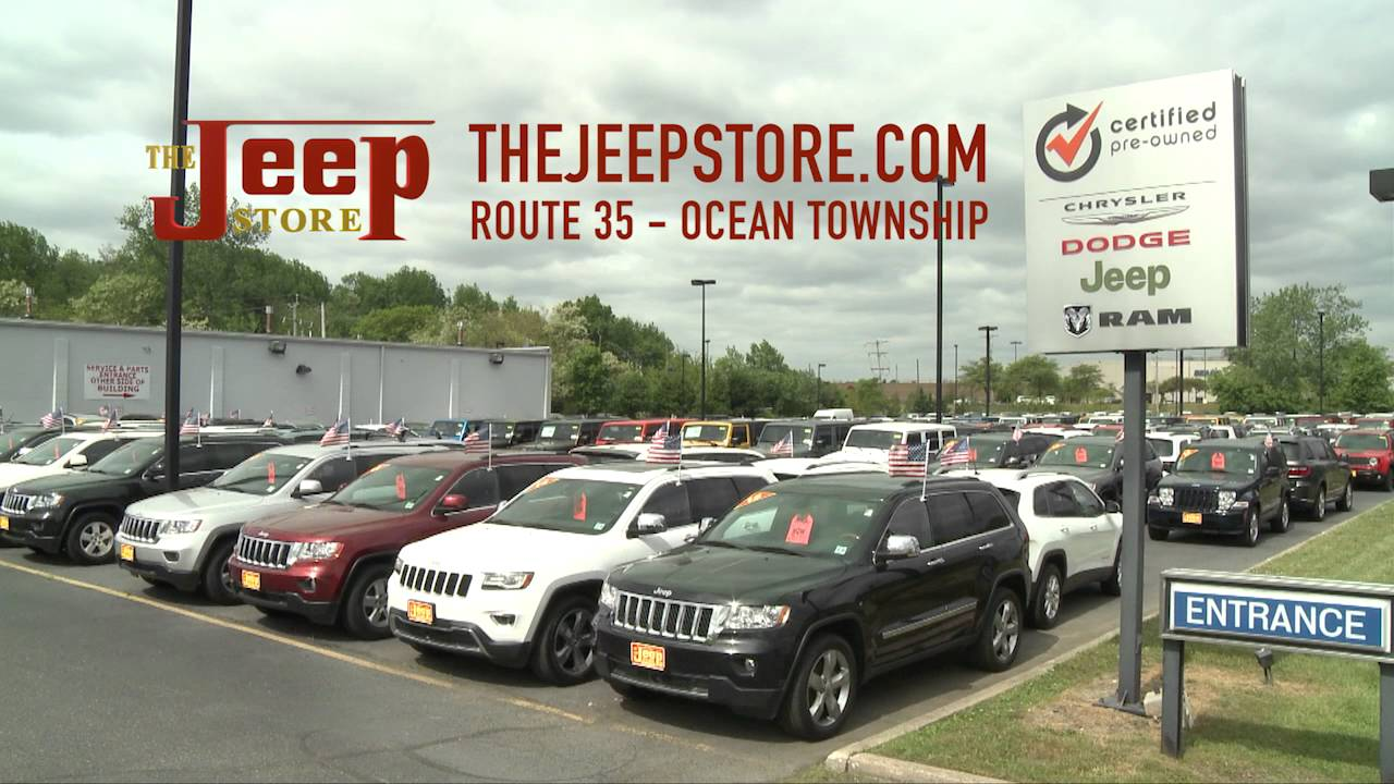 The Jeep Store Spring Fling Jeep Sales Event   YouTube