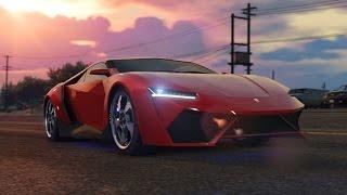 achat des voiture les plus chere gta 5 en ligne (ps4)