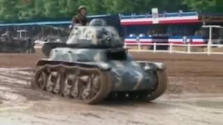 Док сериал Огневая мощь  История танков Франции