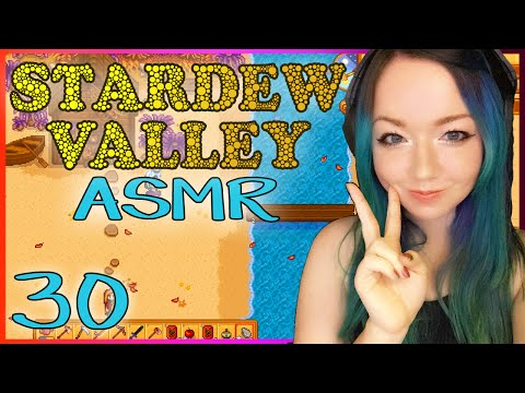 Stardew Valley ASMR | 30 | Kitchen Duty