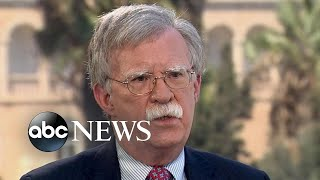 Bolton: '4 countries' could interfere in midterm elections