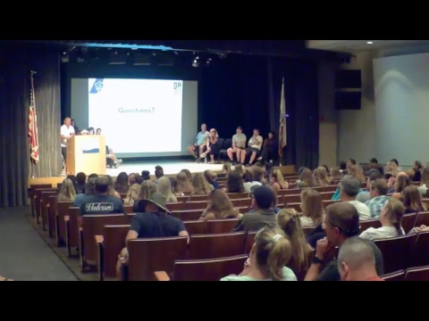 LA Galaxy San Diego Girls Academy Kick Off Meeting