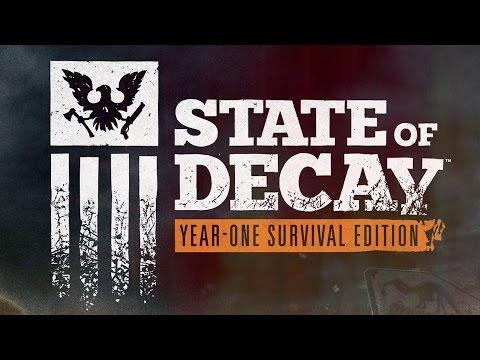 Обзор игры State Of Decay Breakdown(Пк) 1080p