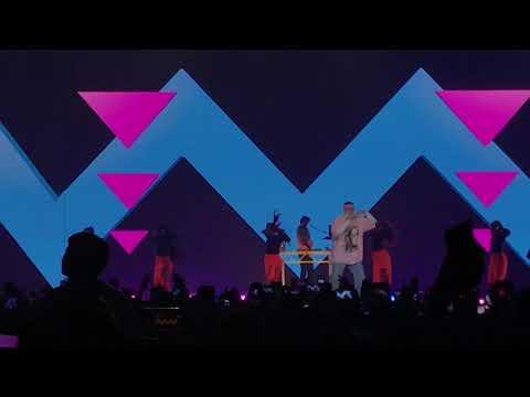 Soy Peor, Si Tu Novio Te Deja Sola- Bad Bunny || X 100PRE Tour || Movistar Arena - Chile 2019