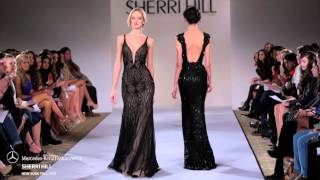 SHERRI HILL MERCEDES-BENZ FASHION WEEK FW 2015 COLLECTIONS