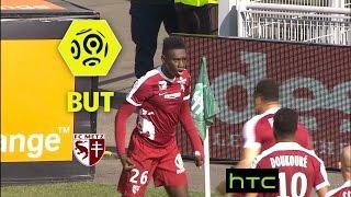 But Ismaila SARR (1') / AS Saint-Etienne - FC Metz (2-2) -  / 2016-17
