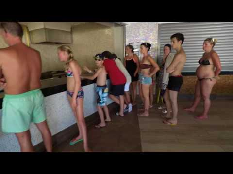 Royal Seginus Pool Bars