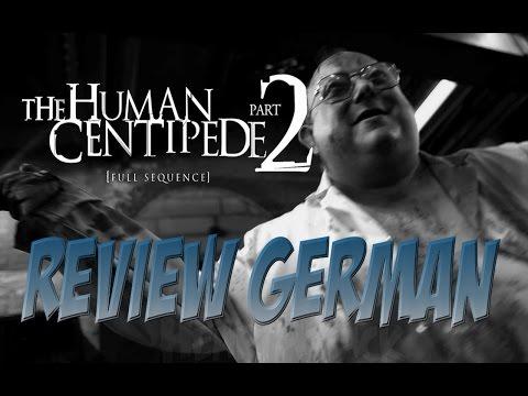 The Human Centipede Trailer Deutsch