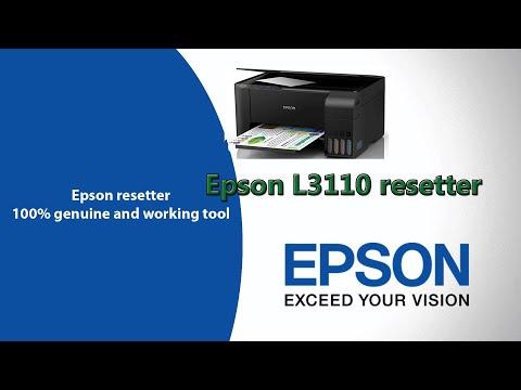Epson L3150 resetter tool | Dowmload Epson Resetter