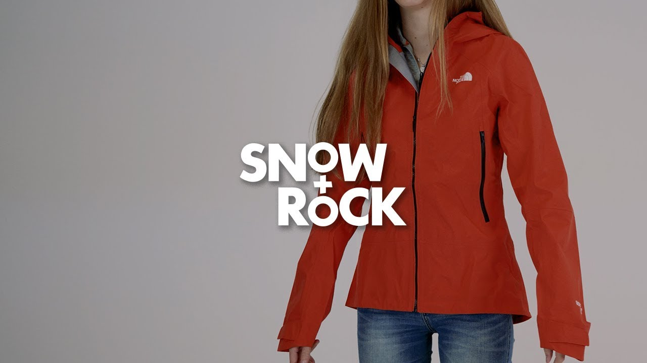 44b849658f74 The North Face Womens Shinpuru II GTX Jacket by Snow+Rock - YouTube