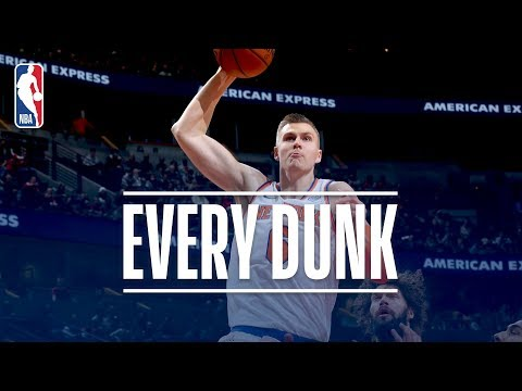 Kristaps Porzingis, Steven Adams and Every Dunk From Wednesday Night | Dec. 27, 2017