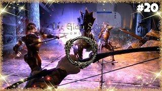 The Elder Scrolls Online - Прохождение #20: Темницы изгнанников II