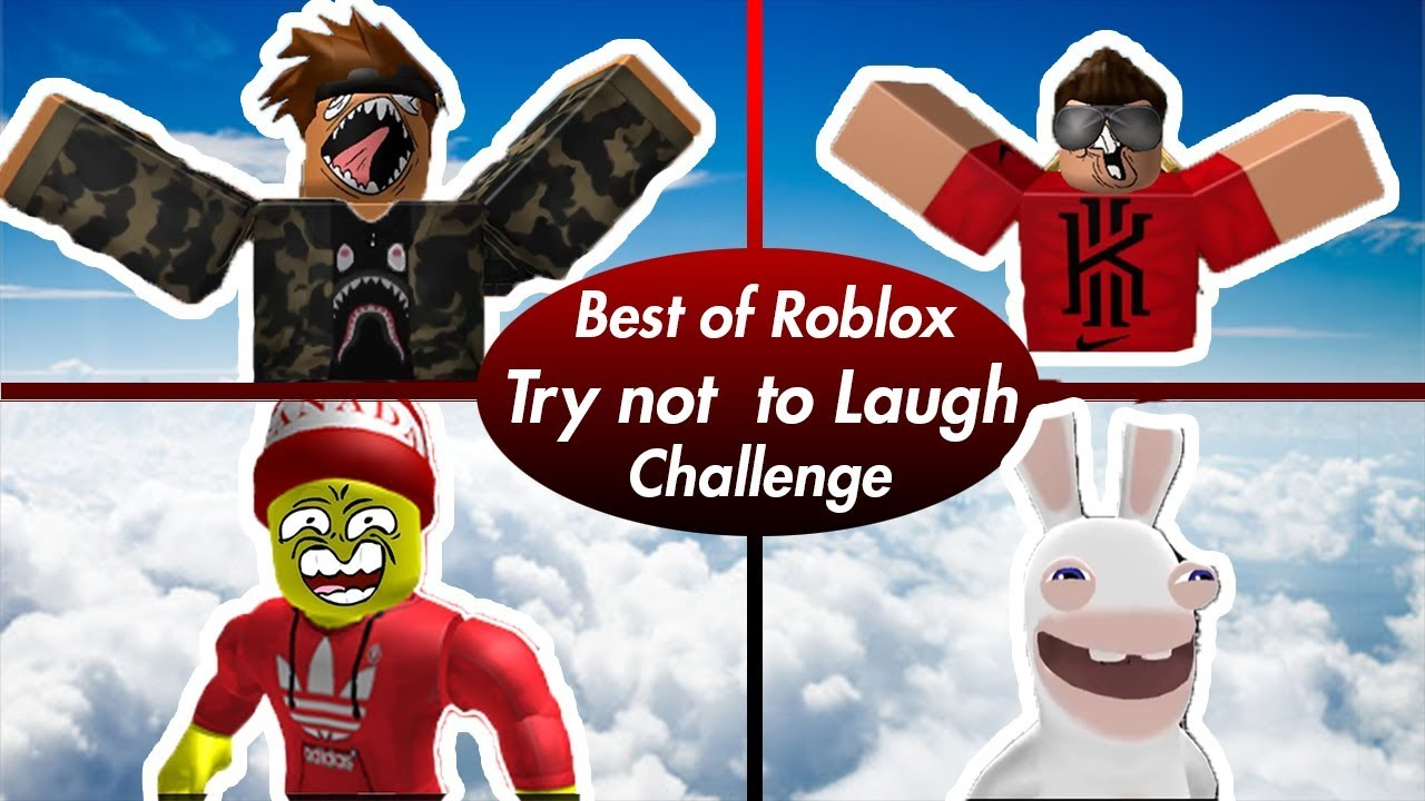 Roblox Try Not To Laugh Challenge Part 9 Youtube