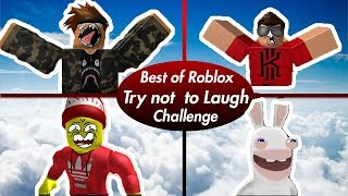 Roblox (Part14) The Best Try Not To Laugh Challenge (Impossible)