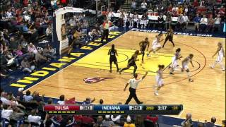 Tulsa Shock vs. Indiana Fever Recap