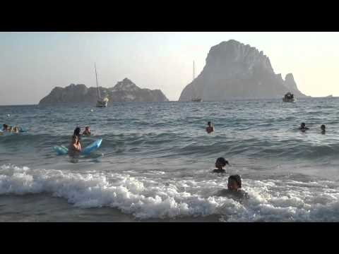 Es Vedra - view from Cala D'hort [HD]