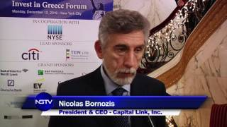 The 18th Capital Link Invest in Greece Forum