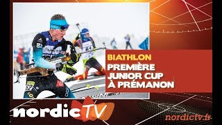 Biathlon : Prémanon accueille sa première Junior Cup