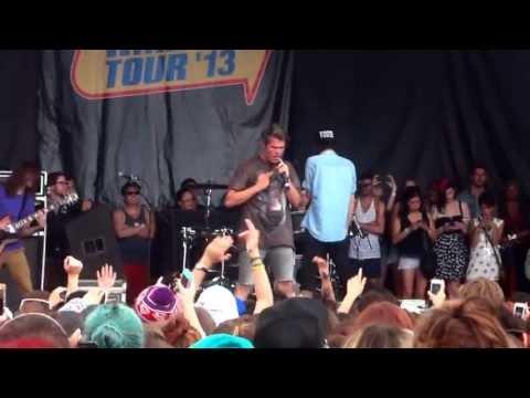 3OH!3 - Starstrukk HD (Live at Warped Tour 2013 Toronto)