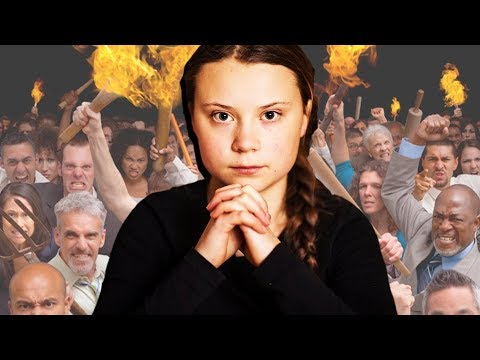 Why Are Republicans TRIGGERED by Greta Thunberg?