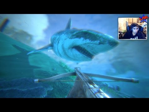 MEGALODON SHARK! - ARK SURVIVAL EVOLVED #11 with Vikkstar