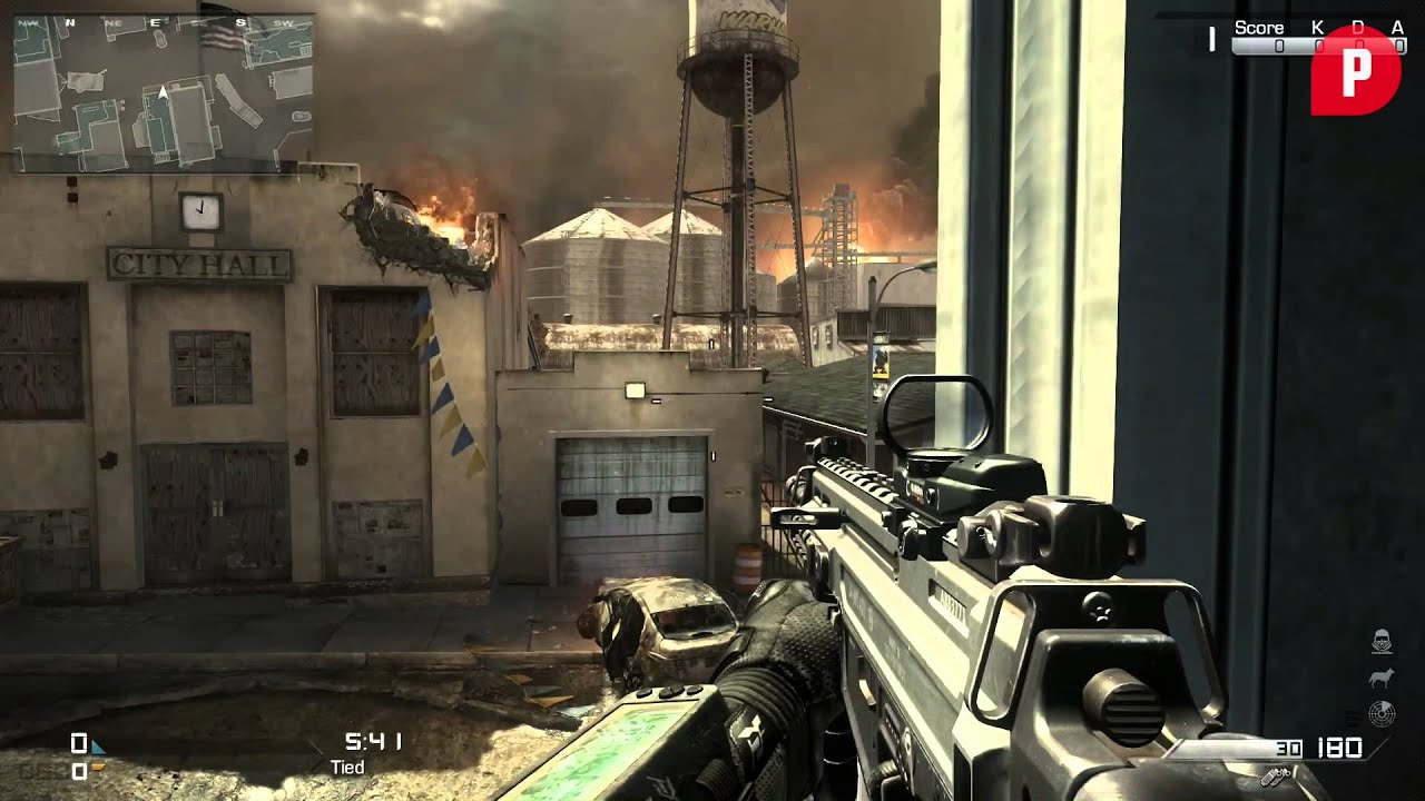 Call Of Duty Ghosts Map Tips Warhawk Video Strategy Prima Games