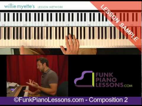 Funk Piano Composition Stable Funk Youtube