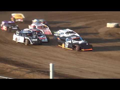 IMCA Sport Mod Heat 1 Independence Motor Speedway 8/10/19