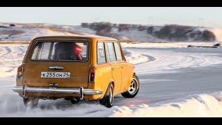 Winter Drift Batle 3-й эпап Красное Кольцо