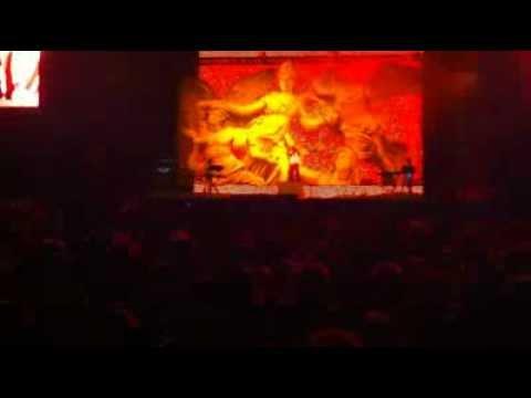 Kanye West Live, Oslo, Øya 2011