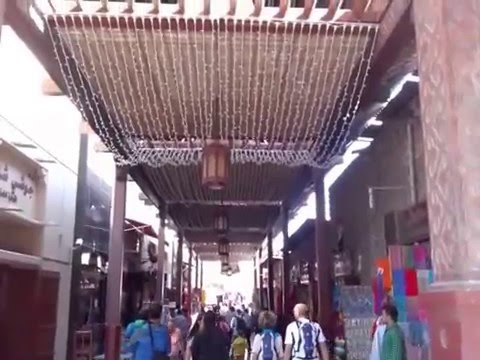 Dubai textile market p-1