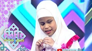 HAFIZ INDONESIA 2018 - Kayla Menyanyikan Sebuah Lagu Untuk Ibunya [2 Juni 2018]