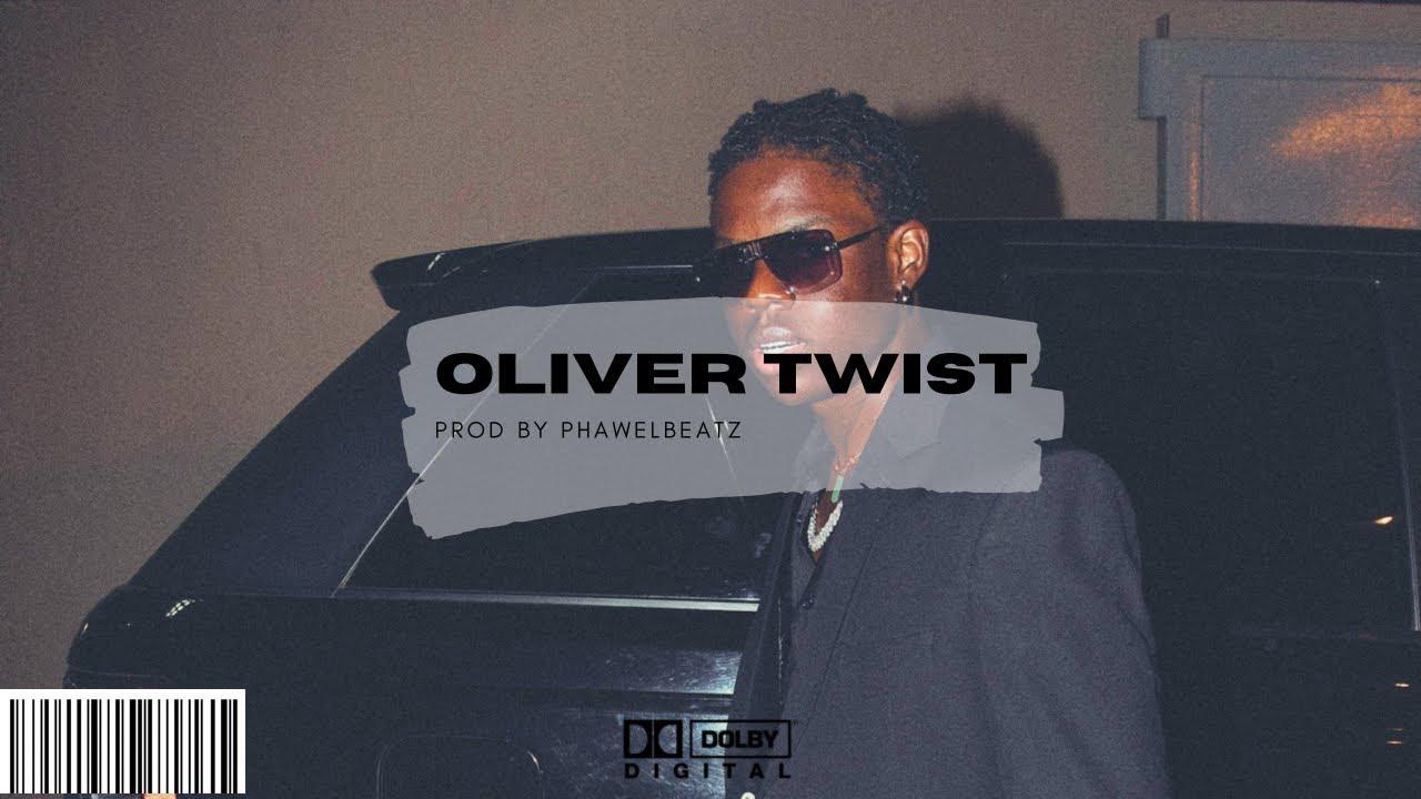 "Download [FREE] ""OLIVER TWIST"" - Rema x Dave x UK Rap Type Beat   UK Afroswing Instrumental 2021"