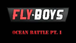 Flyboys Modded Minecraft :: Ocean BATTLE Pt. 1