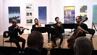 Debussy String Quartet in G Minor, Op. 10 (Andantino, doucement expressif)
