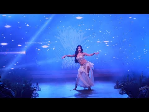 Nora Fatehi's breathtaking performance at Miss India South 2
